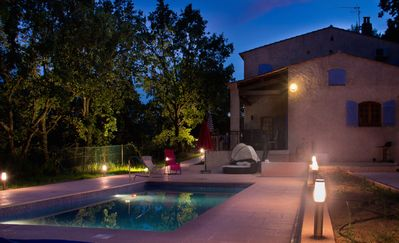 Photo for Beautiful Provencal Villa With Heated Pool.