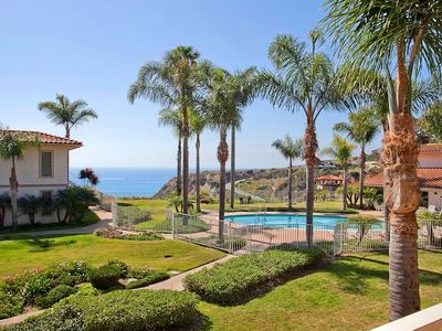 Photo for BEAUTIFUL OCEAN  VIEW Condo in heart of Dana Point close to everything-