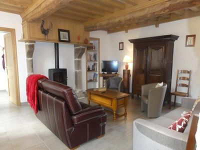 Photo for Gite Le Vicel, 3 bedrooms, 6 persons