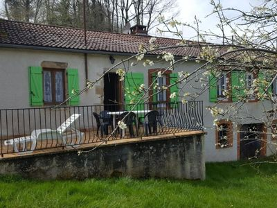Photo for Gite Rayssac, 3 bedrooms, 6 persons
