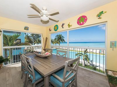 Photo for Beautiful views of the Caribbean Sea | Beachfront Condo #26