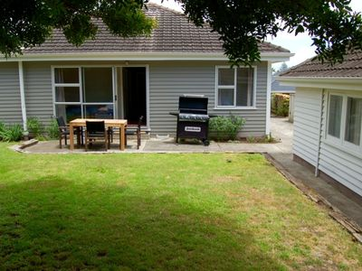 Photo for Main Mount Beach Bungalow
