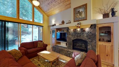 Photo for Tahoe Donner Home Away from Home, Near the Rec Center, Hiking, Skiing!