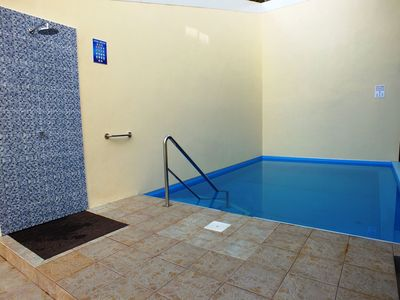 Photo for Studio Apartment has 2 singles beds Wheelchair accessible with Swimming Pool