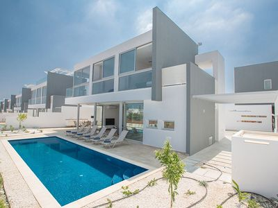 Photo for Villa Manta Platina - Brand New Luxury 3 Bedroom Protaras Villa with Private Pool