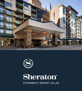 Photo for RARE 2 bedroom LOCKOFF Sheraton Steamboat Springs