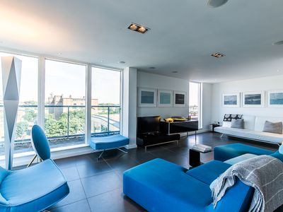 Photo for LUXURY ANGEL PENTHOUSE w/ panoramic private terrace, free parking