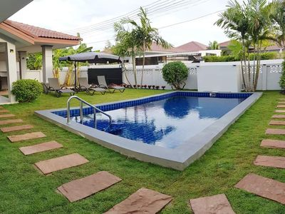 Photo for Two-Bedroom Pool Villa