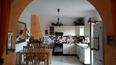 Photo for House in charming village with private swimming pool