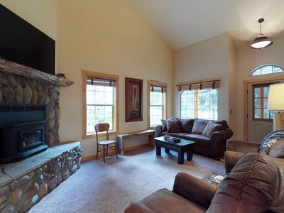 Photo for 4BR Cabin Vacation Rental in McCall, Idaho