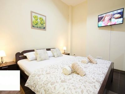 Photo for Comfortable Local Apartment - La Boheme Belgrade