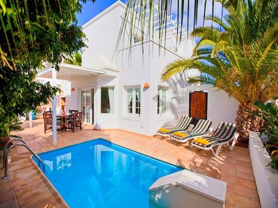Photo for Detached Modern Villa With Private Pool, Bbq, Private Driveway And Sea Views