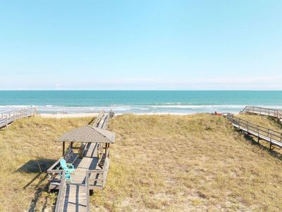 Photo for Oceanfront, Beautiful Views, Bring the Entire Family! 2 Kitchens, 4 Large Decks, Plenty of Parking