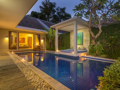 Photo for NEW!! Romantic & Beautiful 2BR pool villa in Canggu
