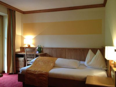 "Photo for Single Room ""Alpenklang"" - Hotel Berggasthaus Alpenklang"