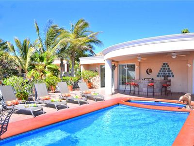 Photo for 4BR Villa Vacation Rental in Cabo San Lucas