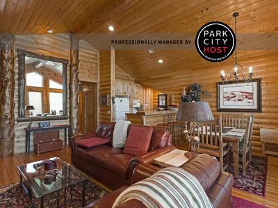 Photo for Deer Valley Ski Condo - Seconds to the Slopes! 2BR