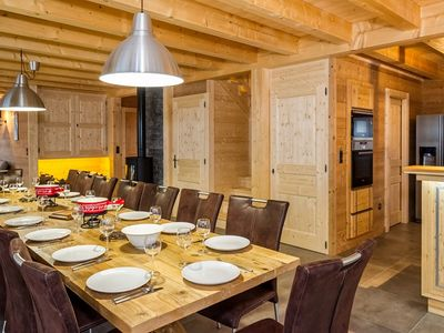 Photo for Chalet upscale at gilles not far from the slopes of Linga