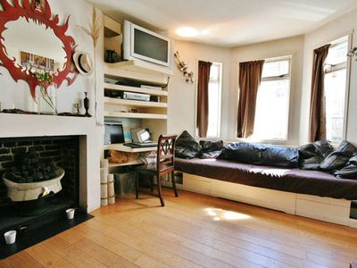 Photo for Stylish garden flat Fulham/Chelsea