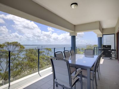 Photo for Fully refurbished and panoramic views across the Bay!