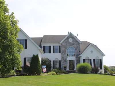 Photo for The Luxurious and Spacious Amorette in the Heart of Bucks County Pennsylvania