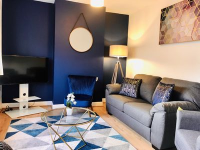 Photo for ❤️3 Bedroom house in Cambridge - Great for leisure and business ❤️ Sleeps 6!