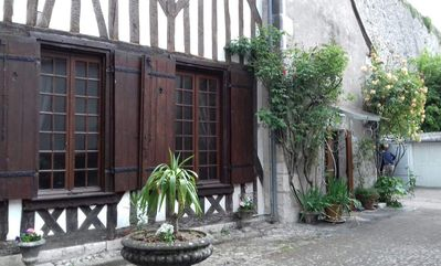 Photo for Charming house in the old Blois.