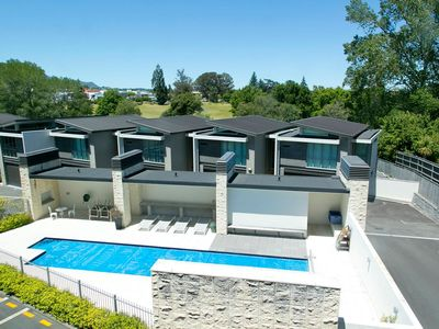 Photo for The Boathouse - Taupo Holiday Apartment