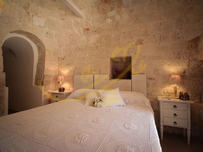 Photo for CAMERA TIMO - Trullo for 2 people in Castellana Grotte