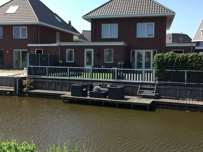 Photo for Very Nice Apartment With Big Garden And Close To Amsterdam And Beaches