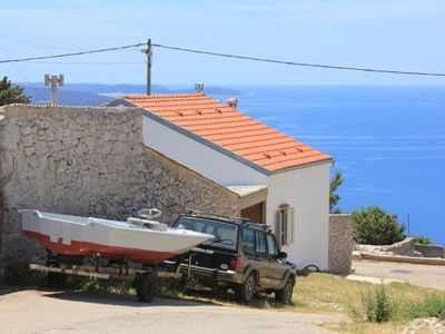 Photo for House in Ustrine (Cres), capacity 4+0