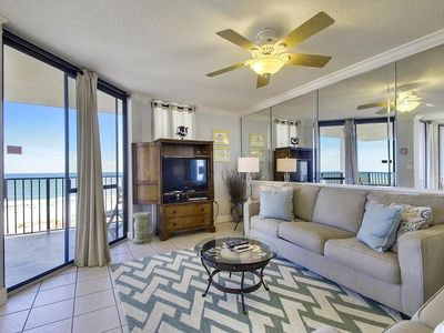 Oceanfront Corner Condo | Spacious Layout | My Beach Getaways