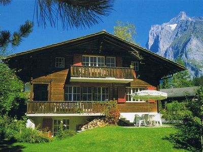 Photo for Cozy Apartment with Garden and unique view, near the Ski piste
