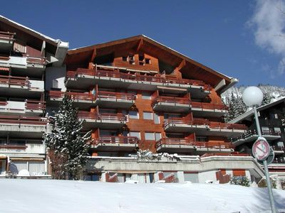 Photo for 1BR Apartment Vacation Rental in Anzère, Valais