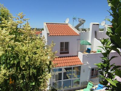 Photo for WIFI !, 4x A/C !, box springed ! Cosy end of row private (heated) pool house !!!