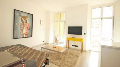 Photo for Superb modern apartment in the heart of Cannes