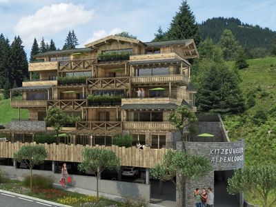 Photo for Apartment near the slopes (skiing area Kirchberg/Kitzbühel) with sauna