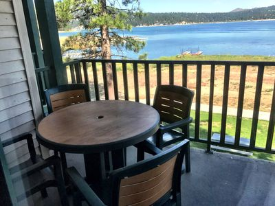 Photo for Lagonita Lodge Bear View lakefront Condo – Christmas week!