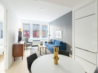 Photo for Sonder | Wall Street | Dreamy 2BR + Laundry
