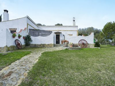 Photo for Andalusian Rural Home 'El Niño de Santamaría' with Pool, Terrace & Wi-Fi; Parking Available