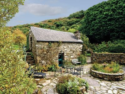 Photo for Wildest part of the Wild Atlantic Way!! Detached stone cottage with courtyard (adjacent to mai…