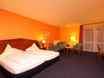 Photo for Double room, shower and bath, WC - Novum, Hotel