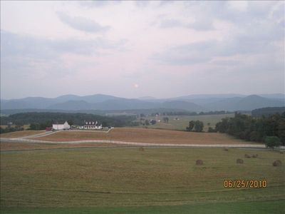 Photo for Country Setting House  2000 Ft Awesome Mountain View  Close to Lexington VMI/W&L