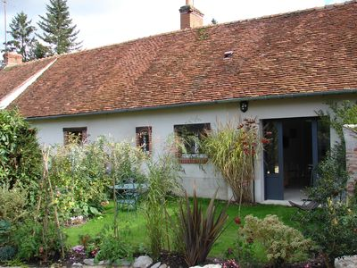 Photo for CHARMING COTTAGE 'LA TUILERIE AT THE HEART OF castles of the Loire