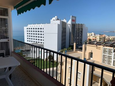 Photo for VISTA PLAYAZO Apartment / 2 Bedrooms Pool Seaview and Terrace