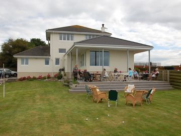 Fabulous Coastal House Overlooking Ailsa Trump Turnberry Golf Course
