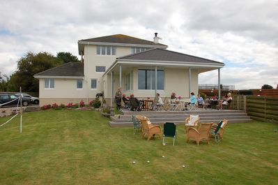 South Lodge - a family gathering