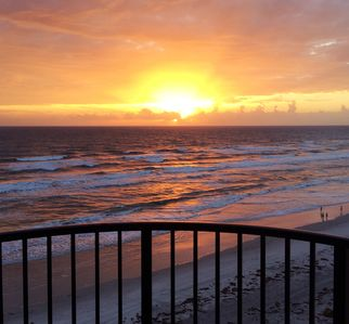 Photo for BEAUTIFUL, SPACIOUS, UPDATED, AWARD WINNING ASHLEY CONDO RIGHT ON THE BEACH!g
