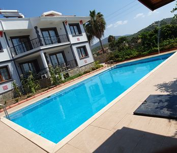 Photo for Private luxe Villa, walking distance to beaches, pubs, restaurants, supermarkets