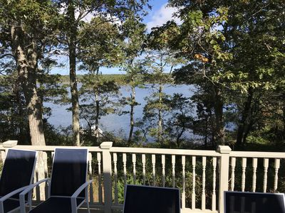 Photo for Beautiful Lakefront Home with Dock, Swimming, Kayak and more